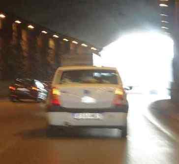 Cu masina in Grecia, tunel din Bulgaria