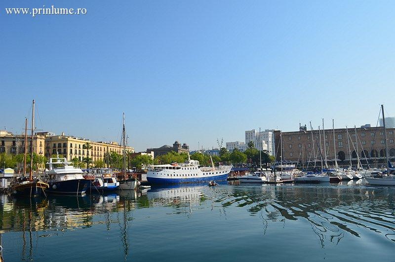Barcelona, Port Vell